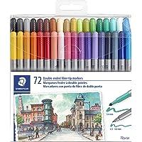 Staedtler, marcador lavable, Multi Color, 72 PZS