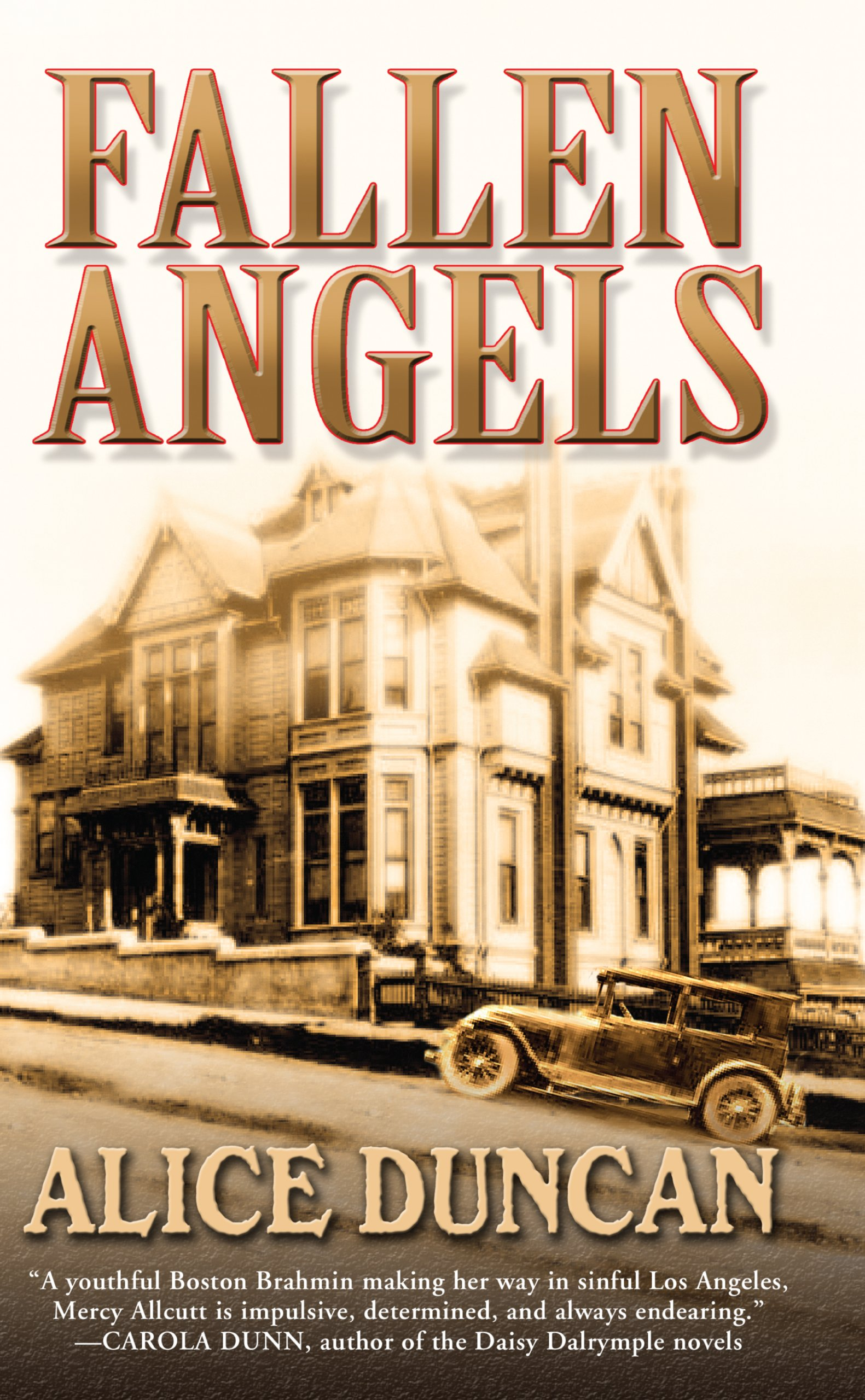 Download Fallen Angels (Mercy Alcutt) PDF