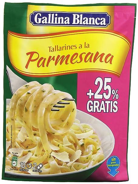 Gallina Blanca Tallarines a la Parmesana (1x143g) - [pack de 4]