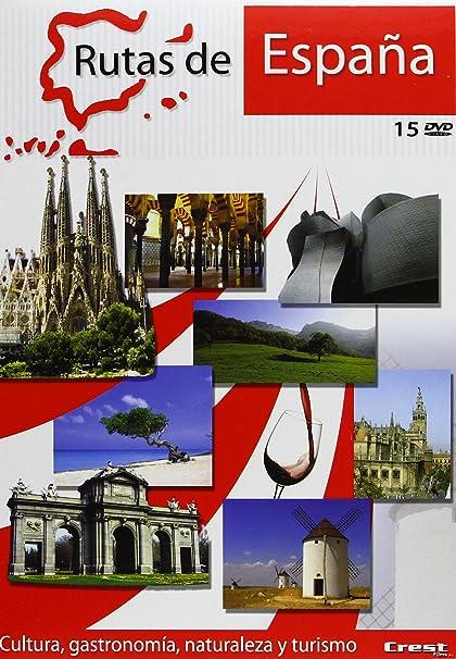 Rutas De España (Pack 15 Dvds): Amazon.es: Cine y Series TV
