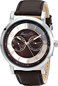 Kenneth Cole Dress Watch For Women Analog Leather - 8080