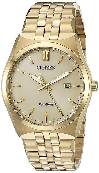 Citizen Eco-Drive Reloj BM7332 - 53P Corso para Hombre: Amazon.es: Relojes