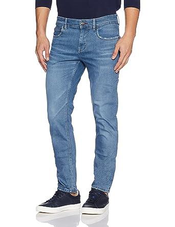 36182555 Lee Cooper Men's Skinny Fit Jeans (8907350540854_DM 02_38W x 33L_Mid Stone)