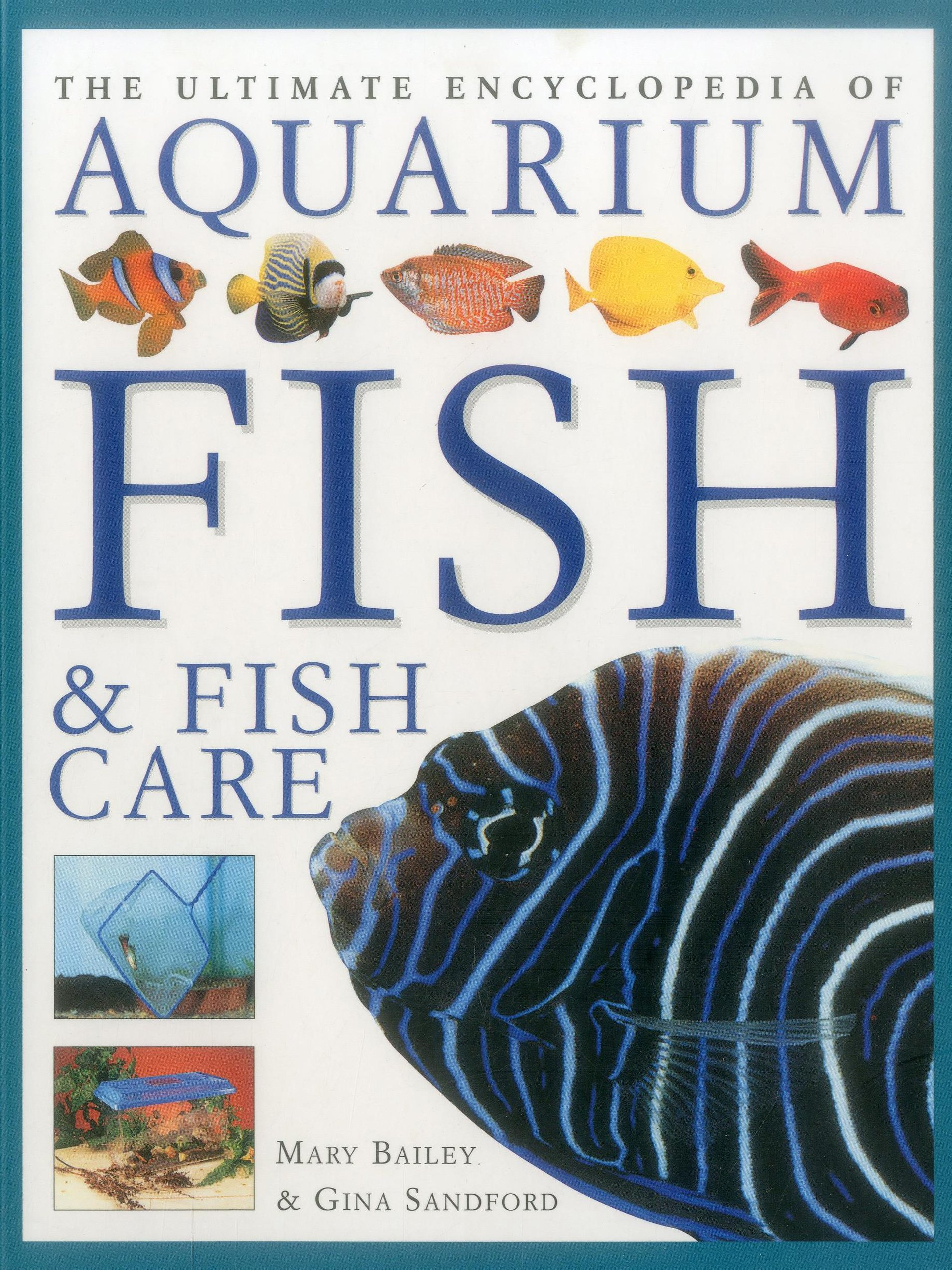 Fish aquarium guide - The Ultimate Encyclopedia Of Aquarium Fish Fish Care A Definitive Guide To Identifying And Keeping Freshwater And Marine Fishes Mary Bailey