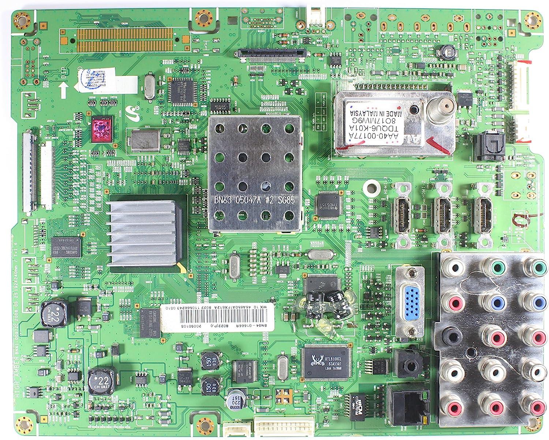 "Samsung 46/"" LN46A650A1FXZA SS04 BN94-01666R Main Video Board Motherboard Unit"