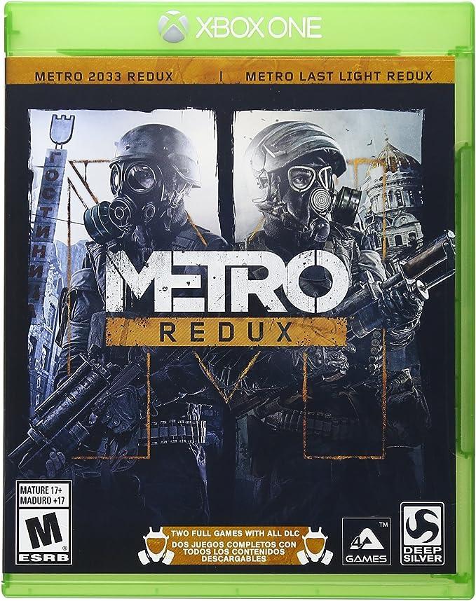 Metro Redux(輸入版:北米): Amazon.es: Videojuegos