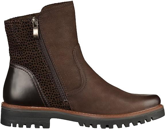 Marco Tozzi Premio Damen 25450 Kurzschaft Stiefel: Amazon.de: Schuhe &  Handtaschen