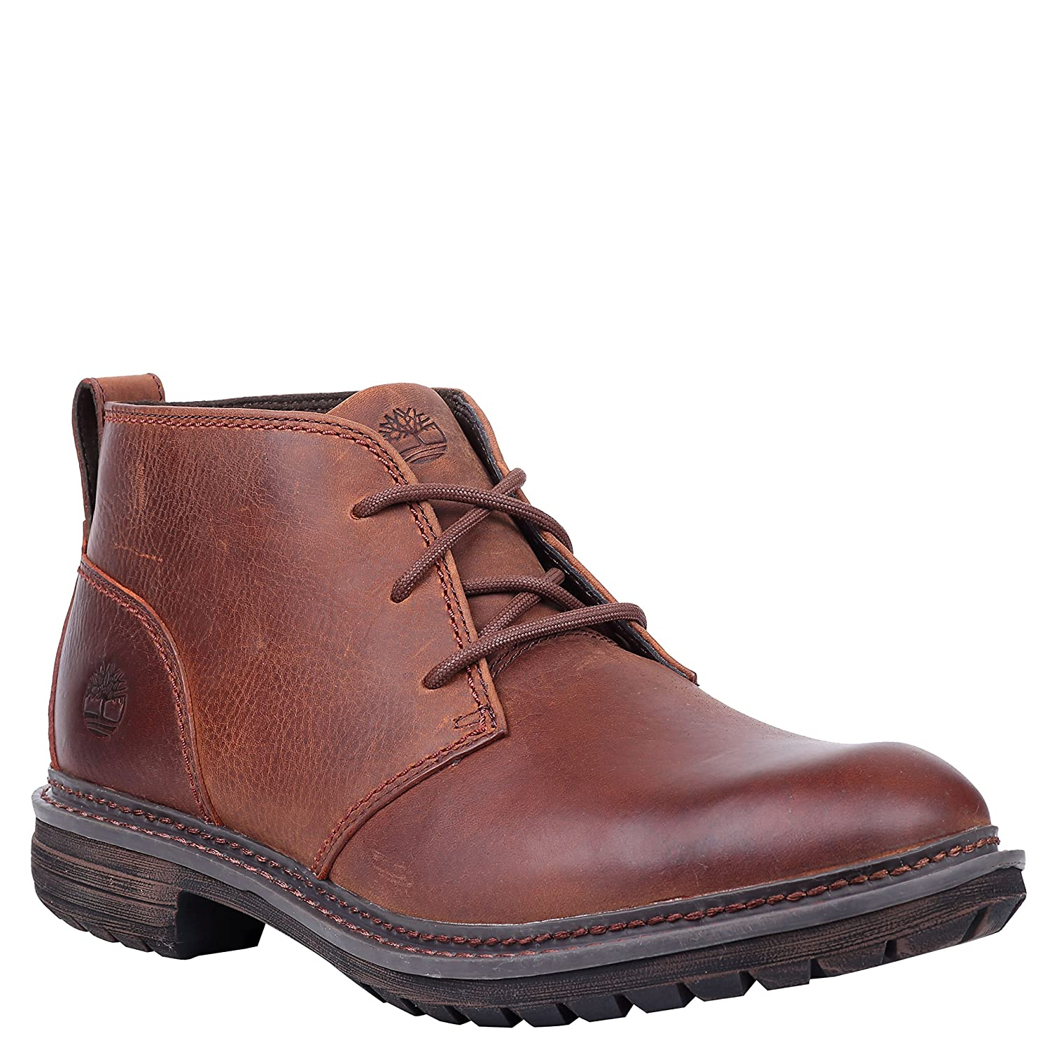 Timberland Leather Logan Bay Chelsea Boots in Brown for Men