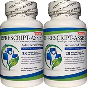 Prescript-Assist(Added Pea Protein)- 2pack (120Caps)