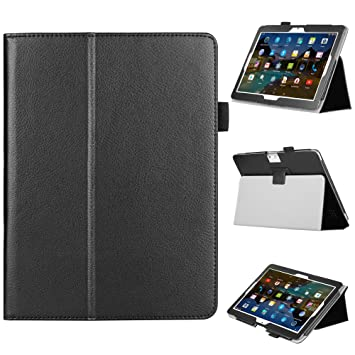 VOVIPO Lnmbbs Tablet 10 Funda, Slim Fit Folio Funda Carcasa ...