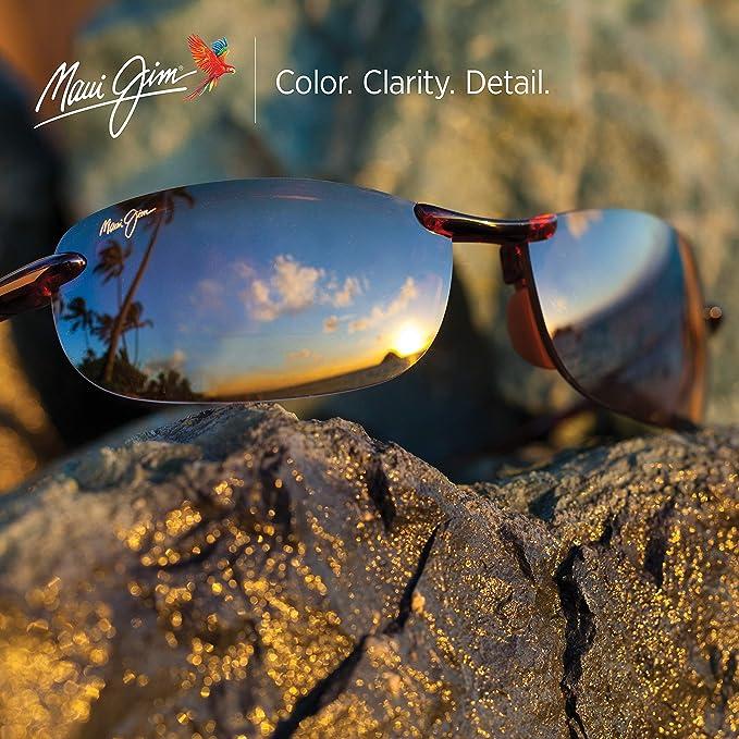 Lunettes de soleil Maui Jim Makaha H405-10 Brun écaille  Maui Jim   Amazon.fr  Vêtements et accessoires 5c9fc04f3e68