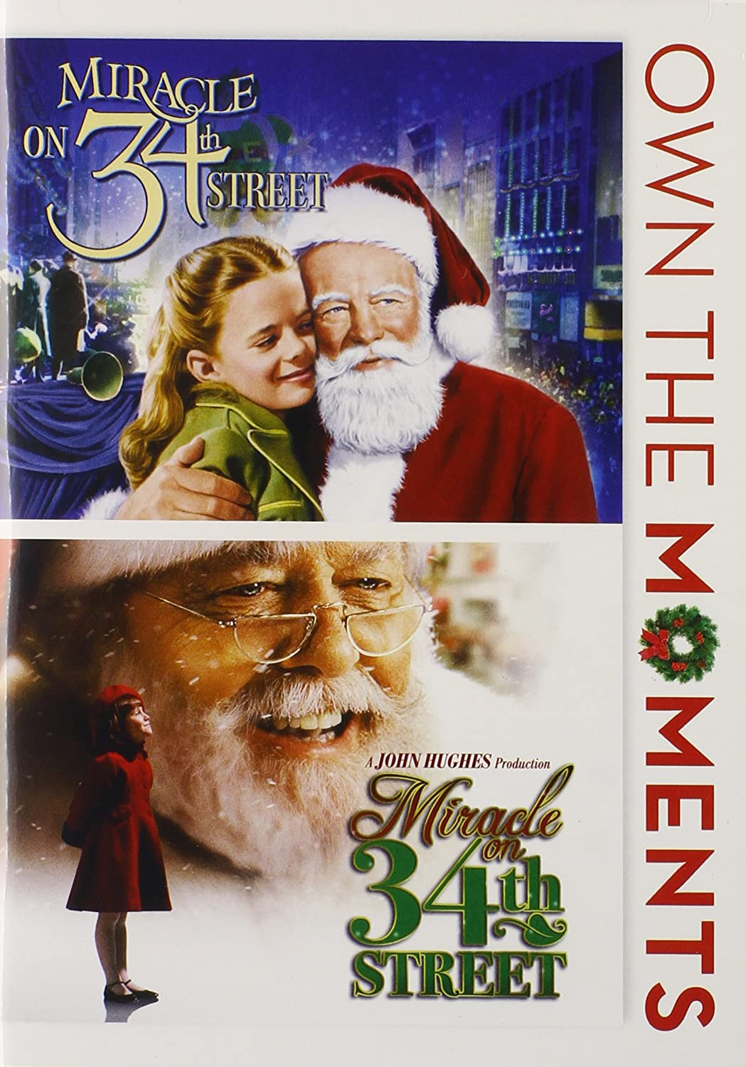 Miracle on 34th Street (Double Feature 1947 / 1994)