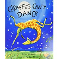 Image for Giraffes Can't Dance (Board Book)