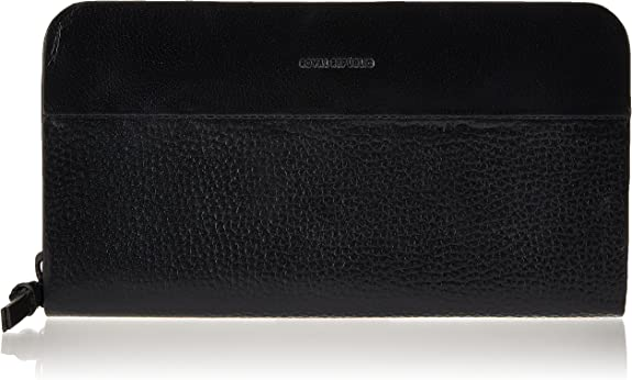 Royal Republiq Galax Travel Caviar - Monedero (2 x 11 x 20 cm), Color Negro