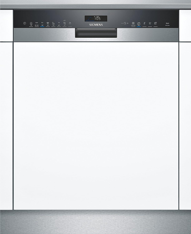 Siemens iQ500 SN558S00IE lavavajilla Semi-incorporado 13 ...