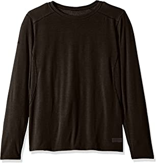 product image for Polar Max Men's Micro H1 Long Sleeve Crew Top with Insect Shield & Advance Cooling