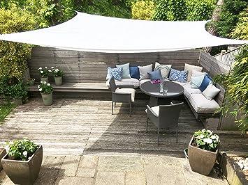 Clara Shade Sails Voile Du0027ombrage Toile Parasol De Jardin Canopy  Imperméable à Lu0027