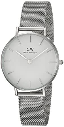 e6a14b488fb74 Image Unavailable. Image not available for. Color  Daniel Wellington  Classic Petite Sterling ...