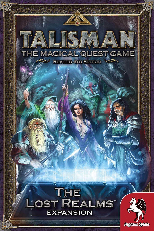 Pegasus Spiele Talisman - The Lost Realms (Expansion) - English: Amazon.es: Juguetes y juegos