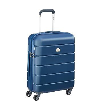 Delsey Paris Lagos Equipaje de Mano, 55 cm, 44 Liters, Azul (Blau): Amazon.es: Equipaje