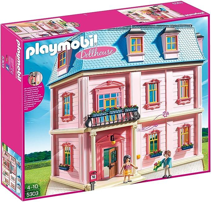 Villa Puppenhaus - Playmobil 5303 Romantische Puppenhaus Villa