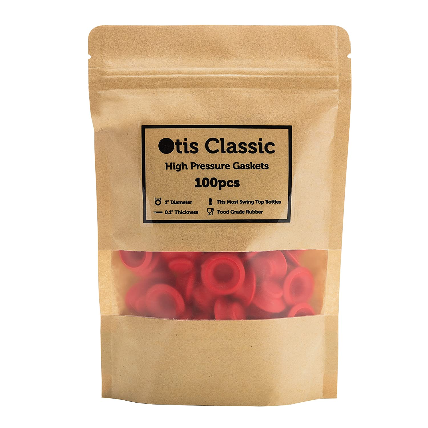 Pack Of Rubber Gaskets For Improving Blood Circulation Glues, Epoxies & Cements