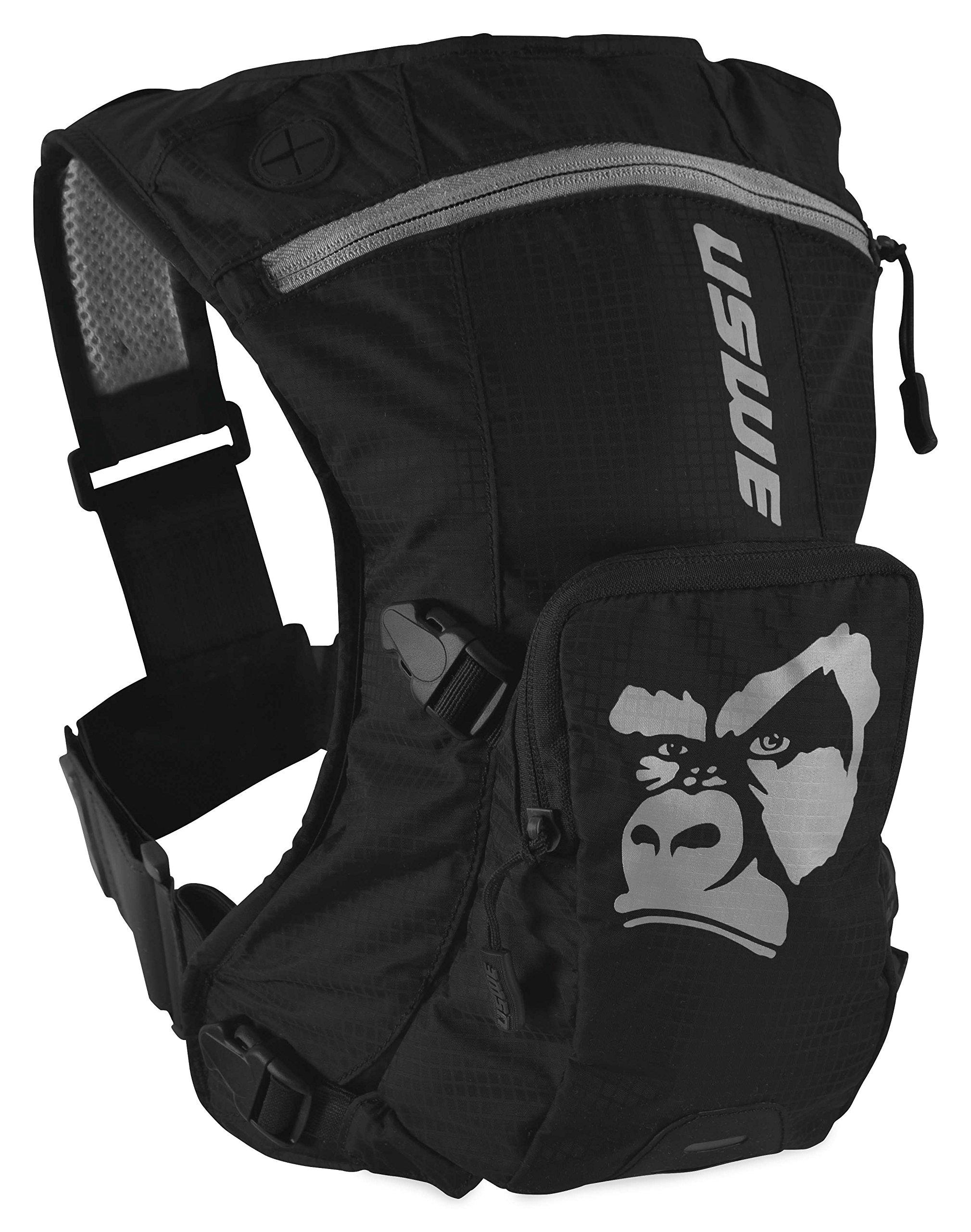 USWE Black Ranger - 3 Litre Hydration Pack (Default , Black)