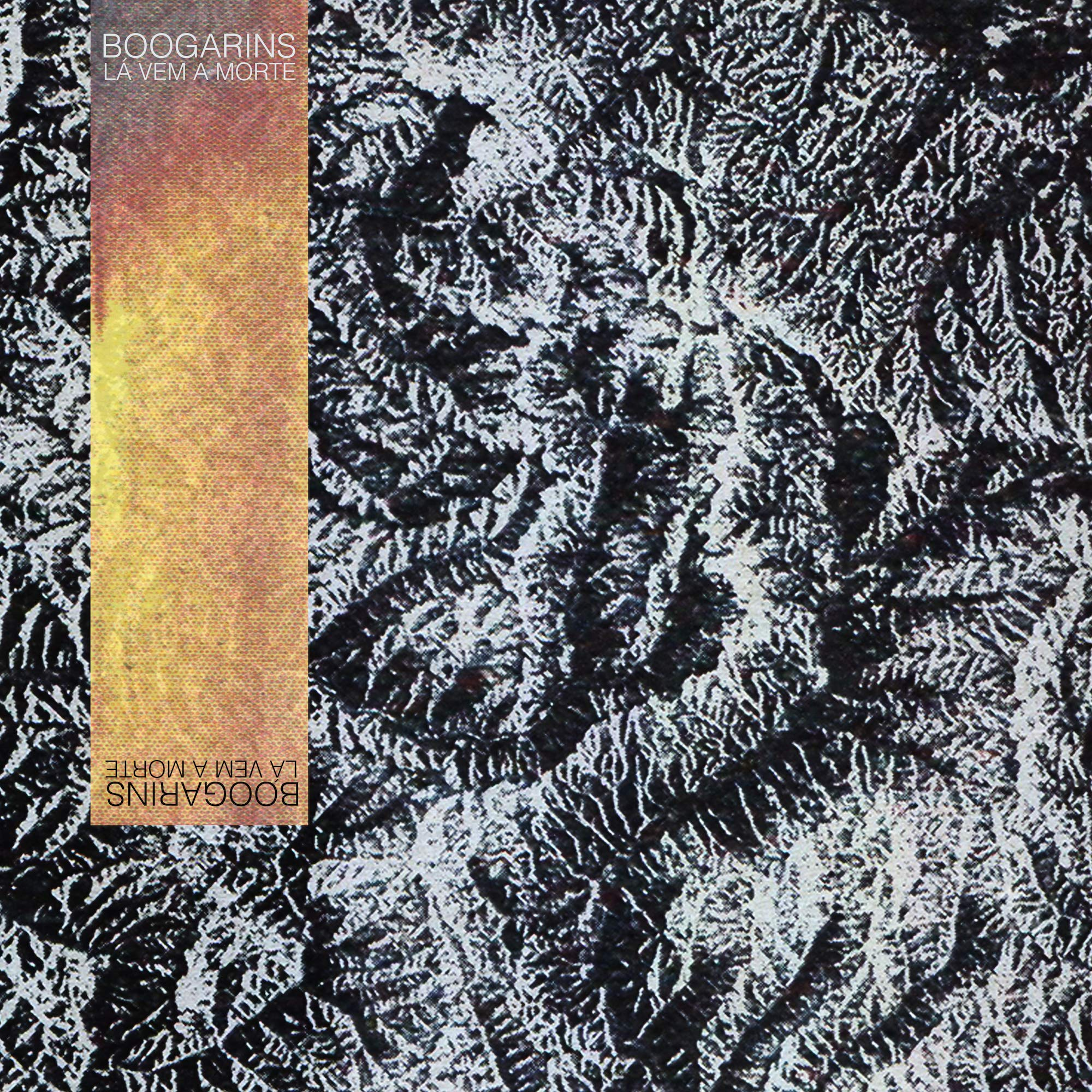 Vinilo : Boogarins - La Vem A Morte (180 Gram Vinyl, Limited Edition, Colored Vinyl)