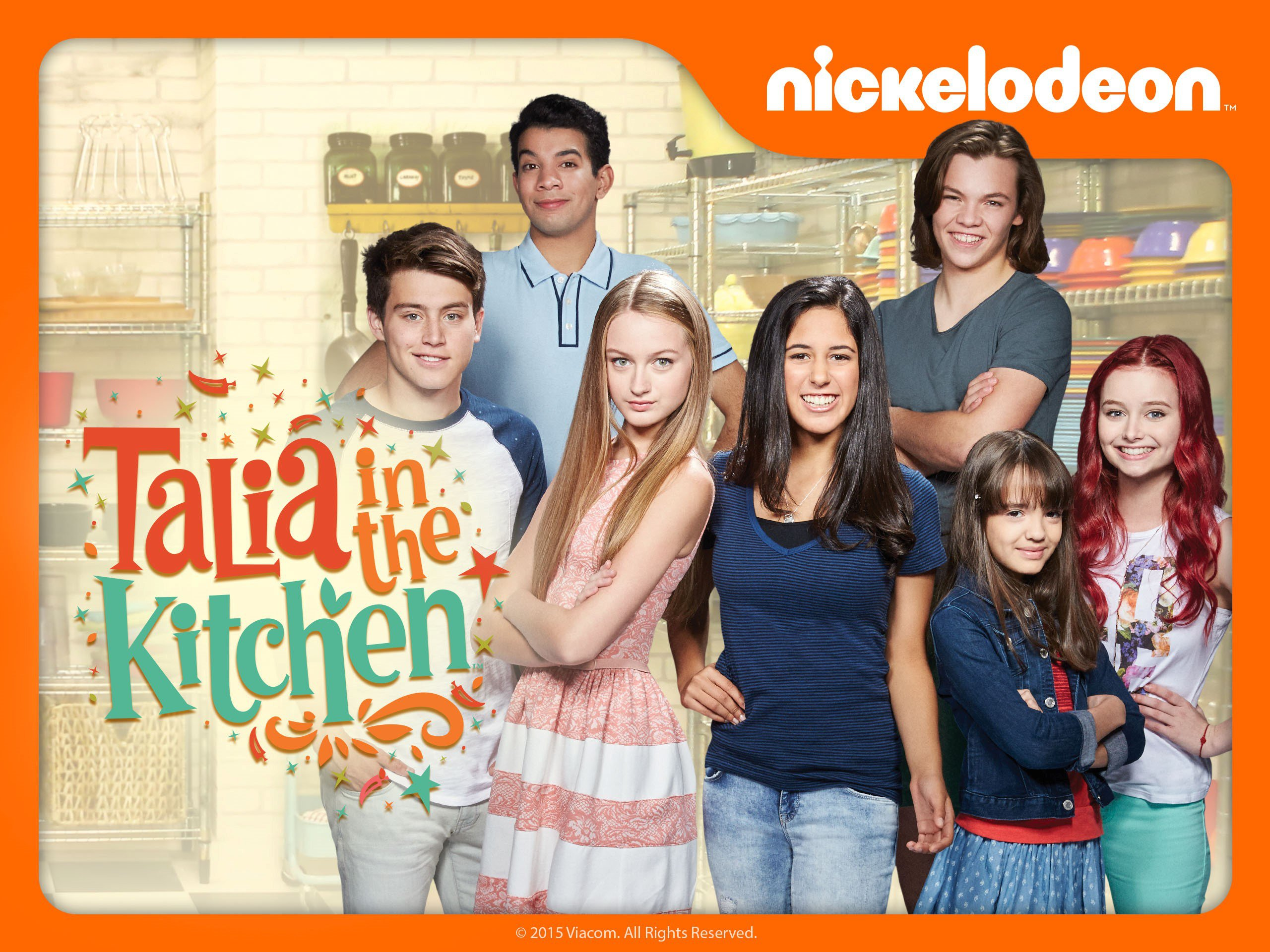 Watch Talia In The Kitchen Prime Video