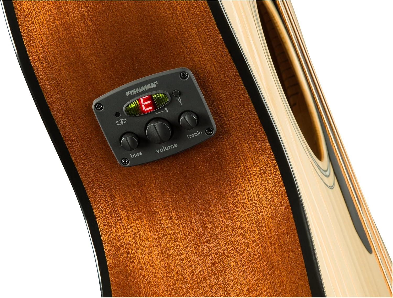 Fender CB-60SCE Acoustic Bass Guitar Bass IL