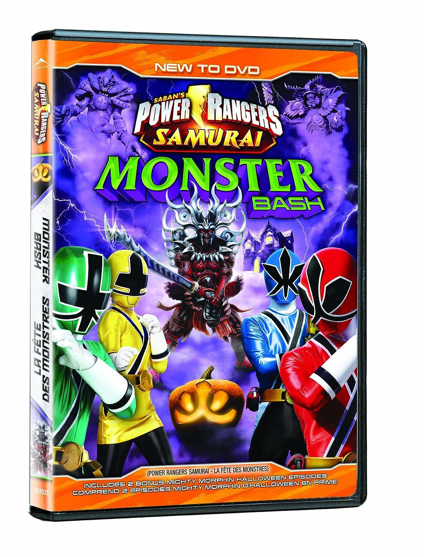 Amazon.com: Power Rangers Samurai:Monster Bashs: Movies & TV