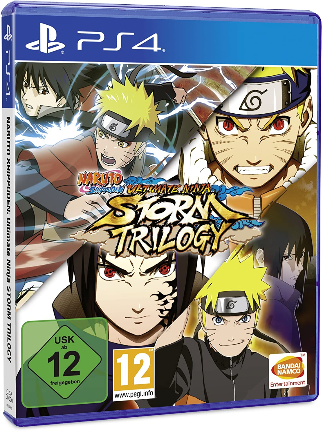 Naruto Shippuden: Ultimate Ninja Storm Trilogy - PlayStation ...