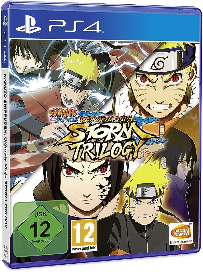 Naruto Shippuden: Ultimate Ninja Storm Trilogy - PlayStation ...