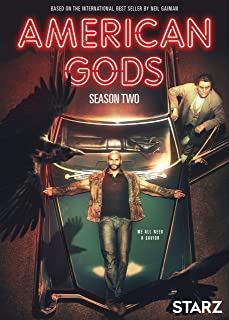 Book Cover: American Gods: Season Two