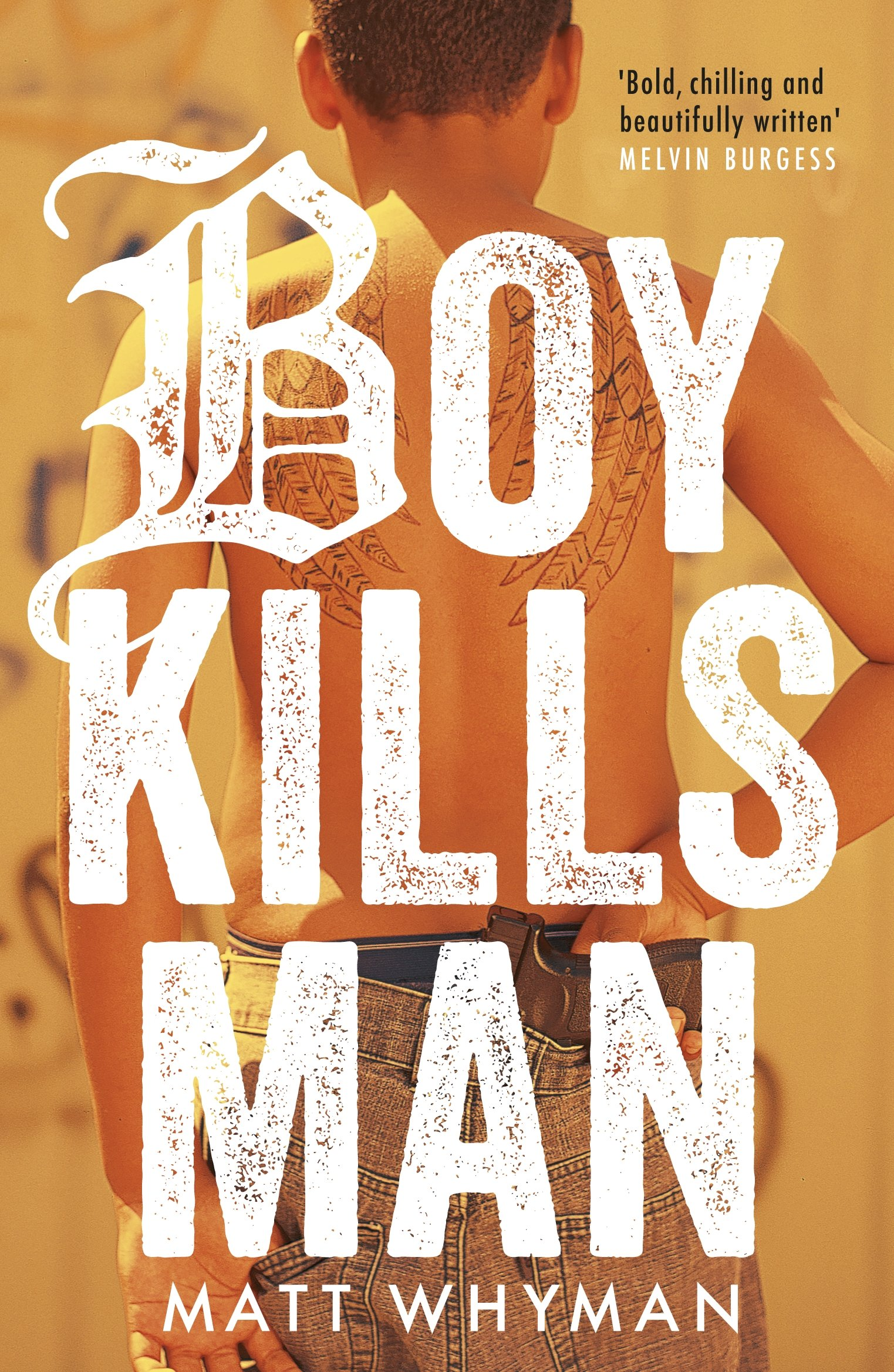 Boy Kills Man (English Edition)
