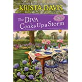 The Diva Cooks Up a Storm (A Domestic Diva Mystery)