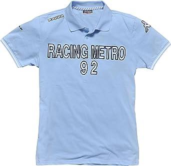 Taille Adulte RACING METRO 92 Maillot de Rugby pour Homme de la Collection Officielle Kappa