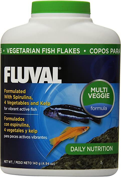 Top 10 Fish Veggie Food
