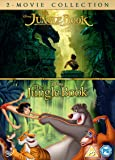 The Jungle Book Live Action and Animation Box Set [DVD]