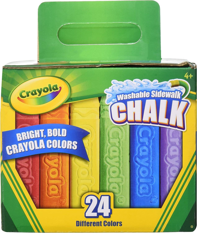 Outdoor Toys for Kids - Sidewalk Chalk