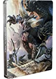 Monster Hunter: World - Steelbook - [enthält kein Game]
