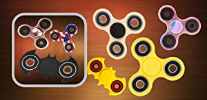 Fidget Spinners all free games by lazydeveloperapps