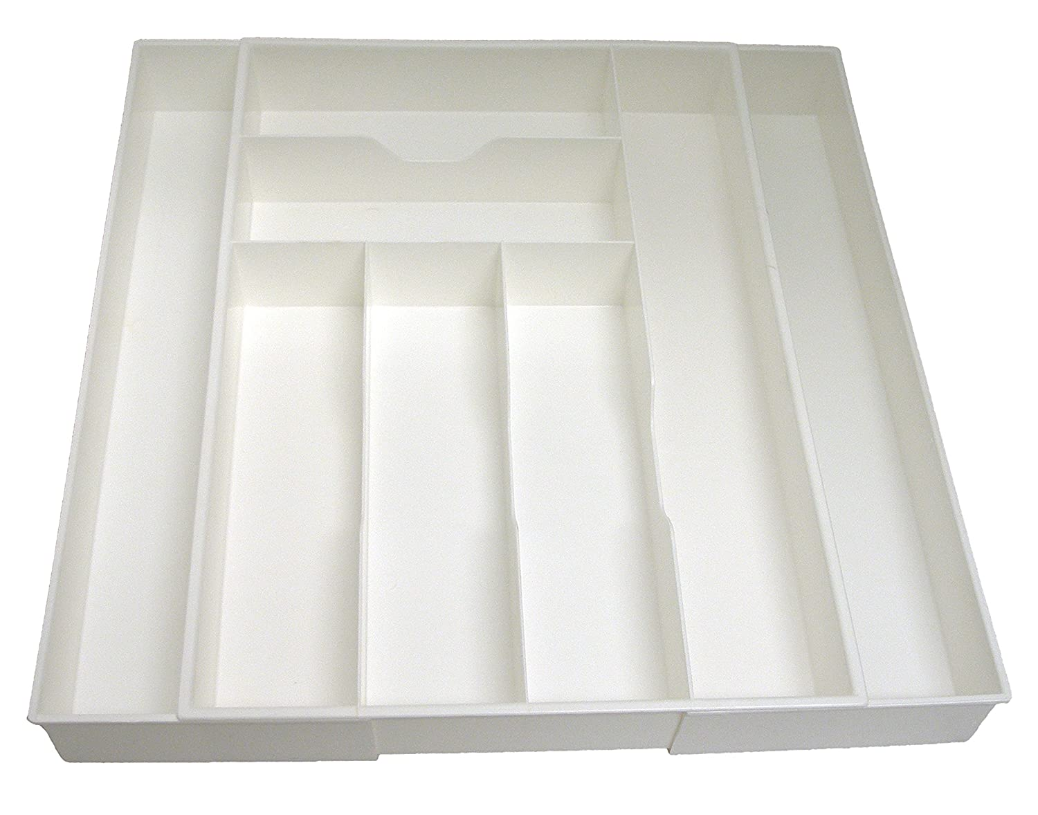 Dial Industries Expand-A-Drawer Cutlery Tray 02506