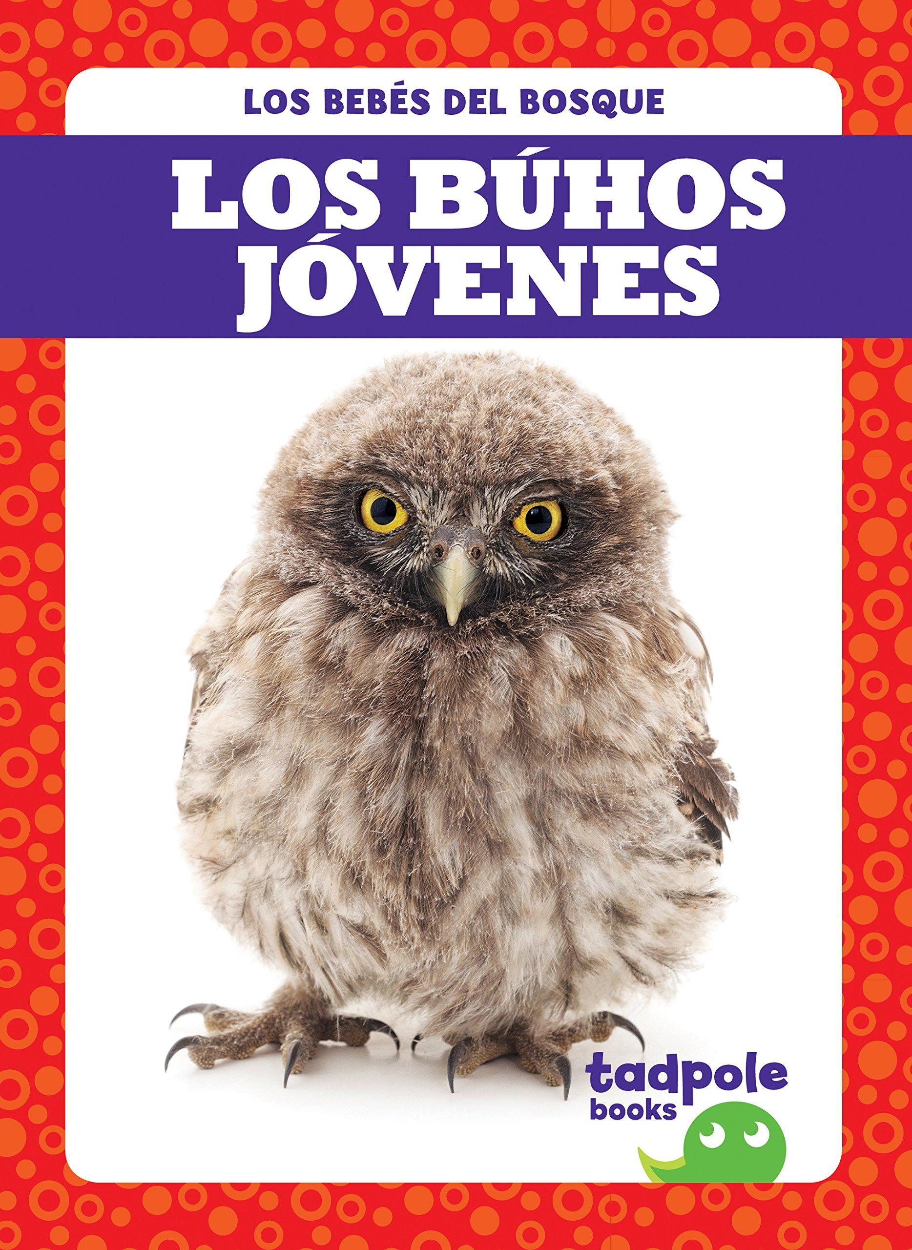 Amazoncom Los Búhos Jóvenes Owlets Tadpole Books Spanish