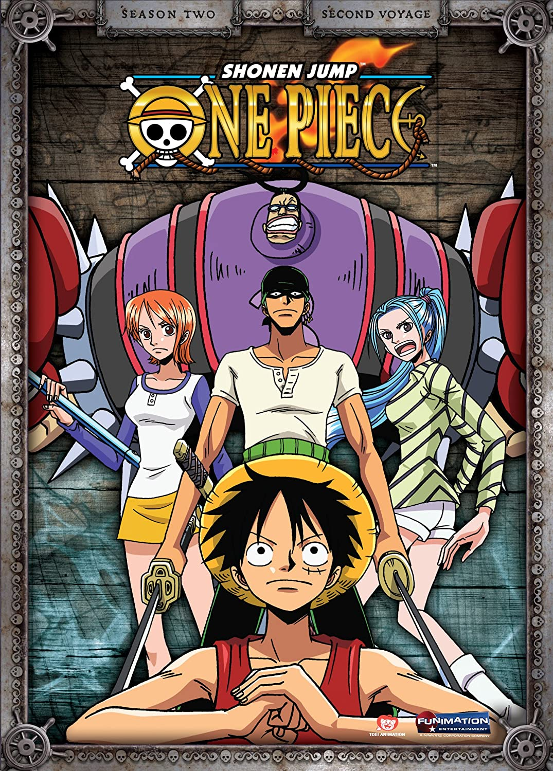 Amazon com: One Piece: Season 2, Second Voyage: Movies & TV