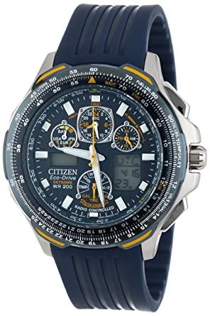 watches citizen drive skyhawk watch eco mens chronograph