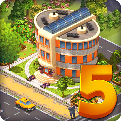 - City Island 5 - Tycoon Building Offline Sim Game