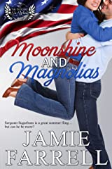 Moonshine & Magnolias (The Officers' Ex-Wives Club Book 3) Kindle Edition