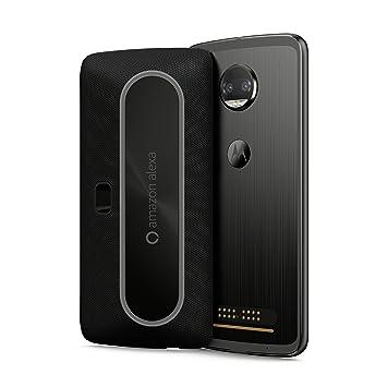 Motorola Smart Speaker with Amazon Alexa for Moto Z, Moto Z Play, Moto Z10  Force