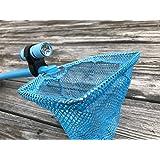 ILLUMINET: Ghost Crabbing Kit / Critter Catching / Shelling / Beach Toys / Light Up Net - Illuminated Net For Use as Critter Net, Fishing Net, Beach Toys, Bug Net, Butterfly Net, Crab Net